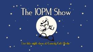 10pm Show - Trevor Silverstein