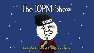 10pm Show - Facebook Banner Marne