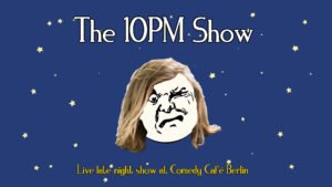 The 10pm Show with Steindor Jonsson