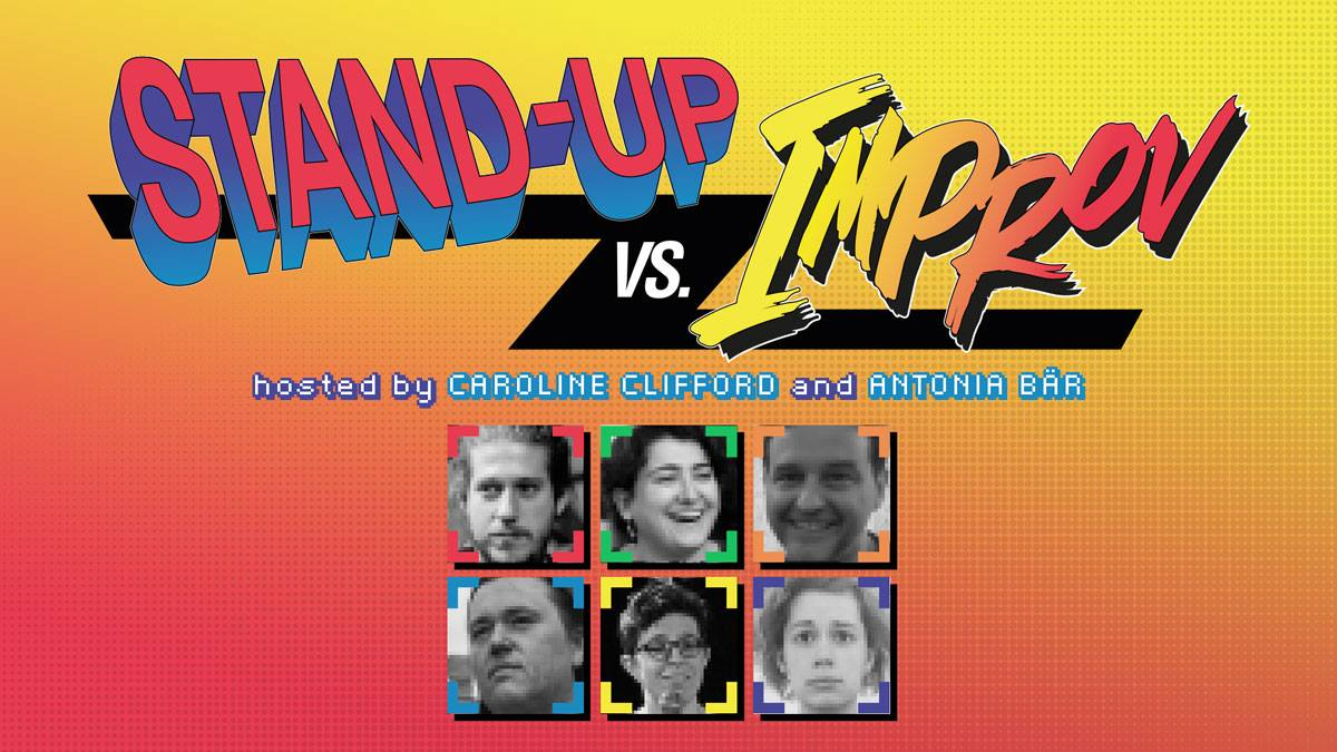 stand up vs improv