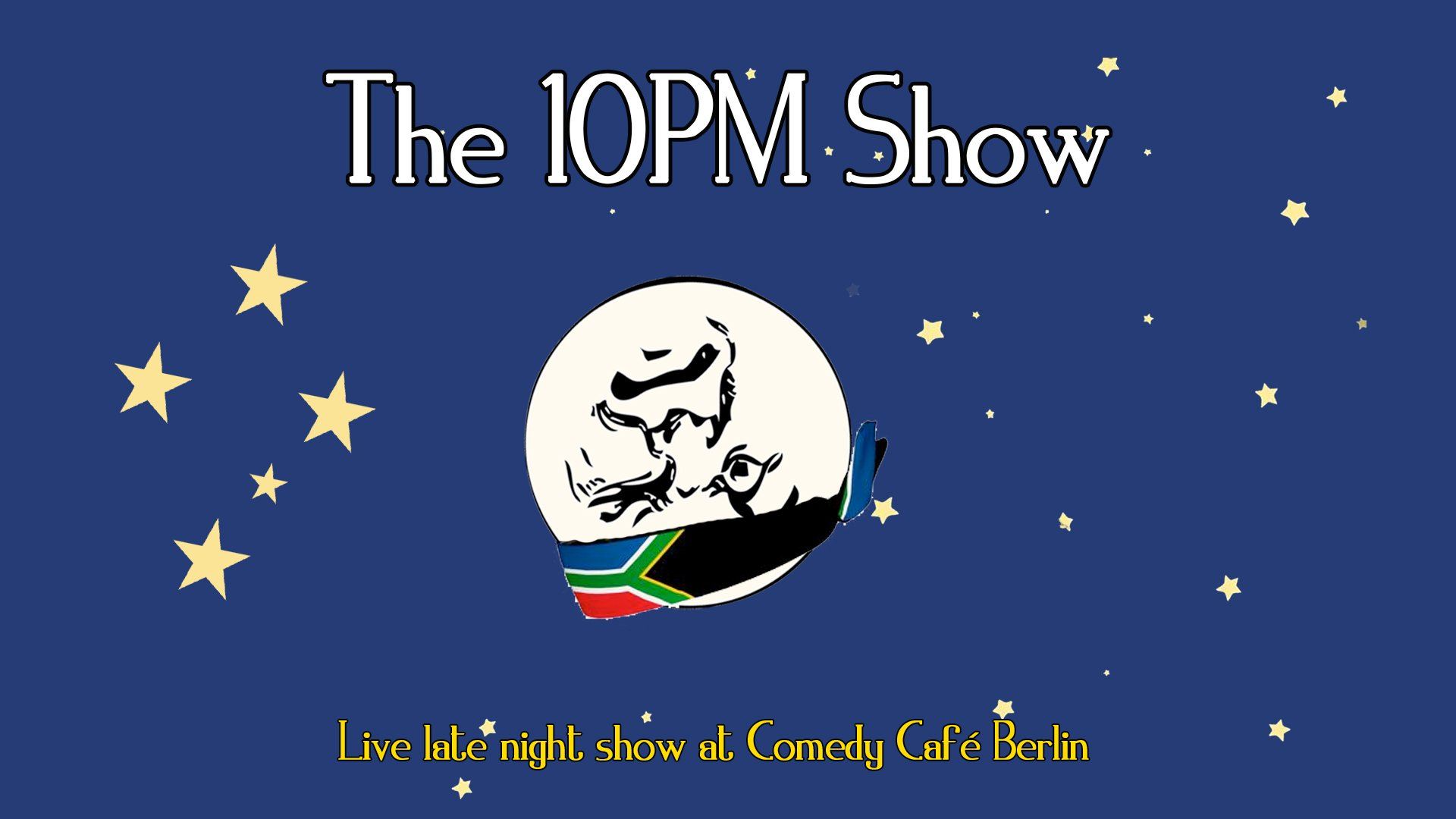 The 10pm Show with Ian Mbelle