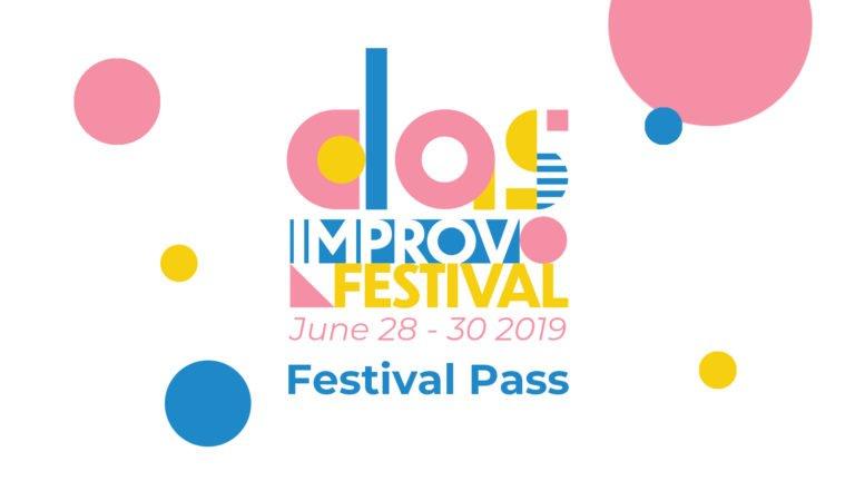 Das Improv Festival - Festival Pass