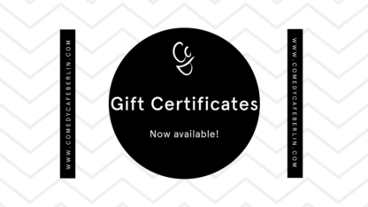CCB Gift Certificate
