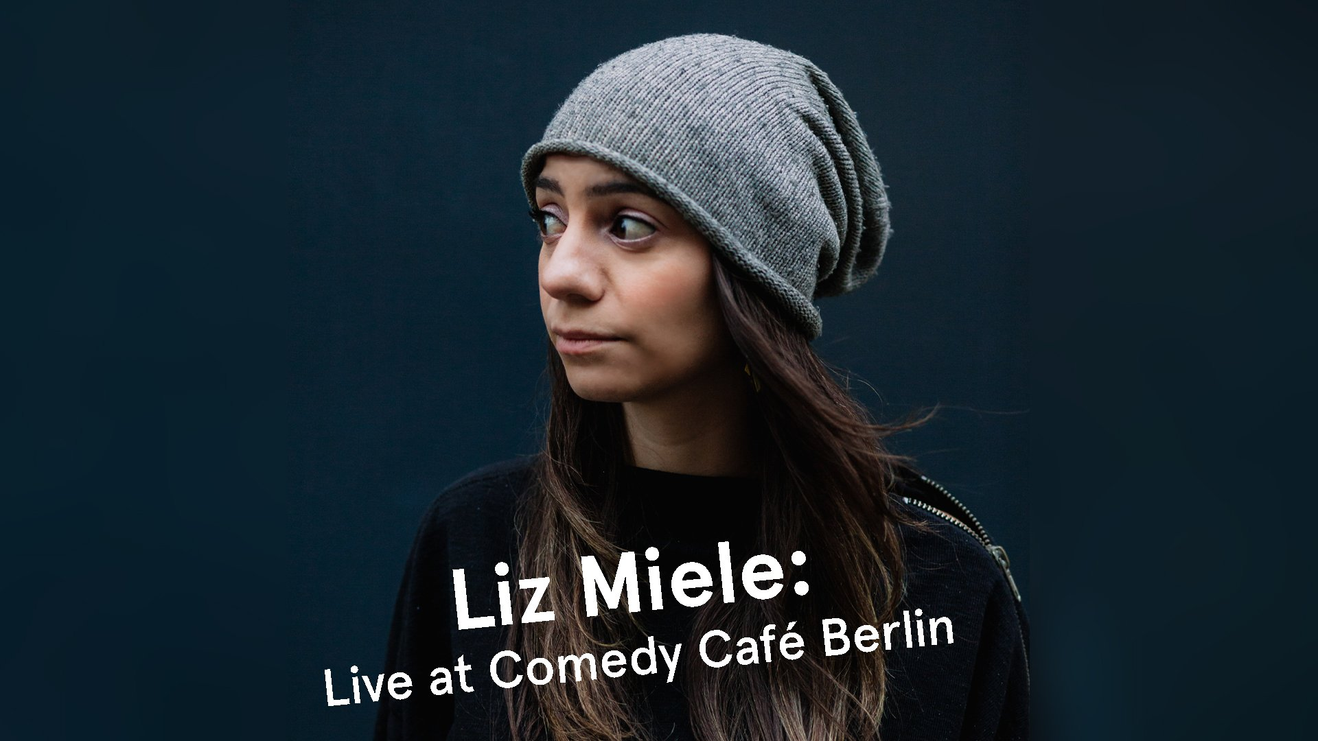 Liz Miele: Live at Comedy Café Berlin