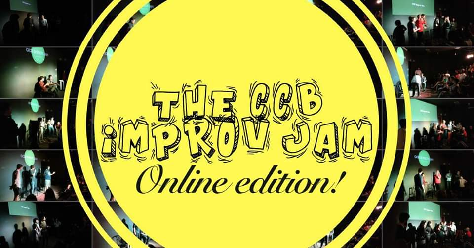 The CCB Improv Jam - Online Edition