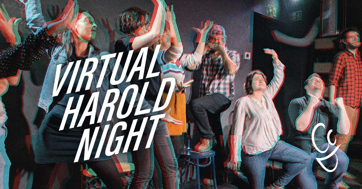 Virtual Harold Night
