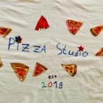 Pizza Studio Drawing
