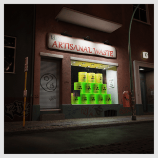 Ida's Artisanal Waste