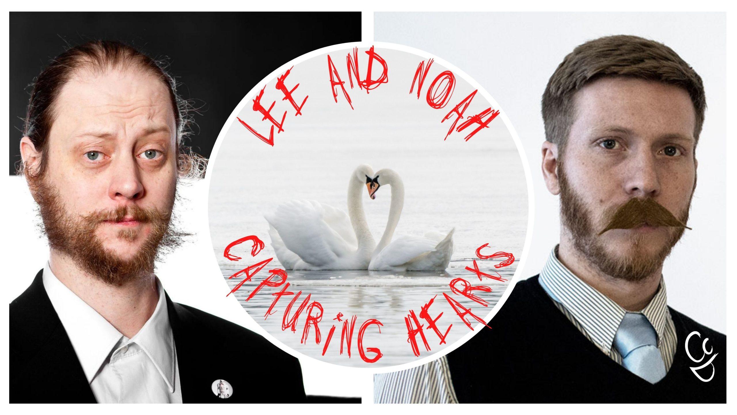 Lee and Noah capturing hearts
