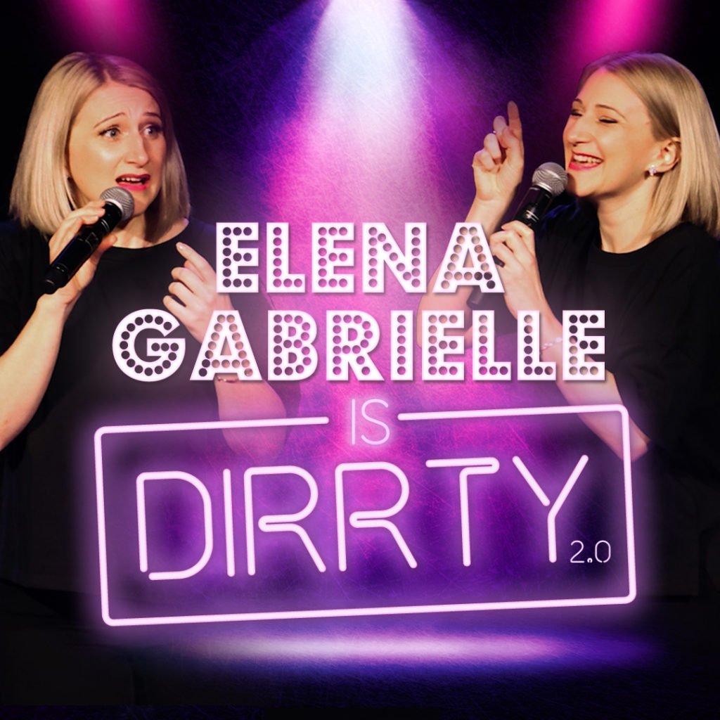 Elena Gabrielle is dirrty