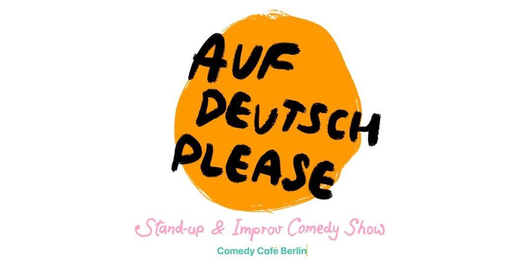 Auf Deutsch Please